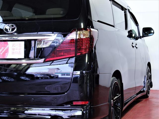 トヨタ アルファード 240新品フルエアロ新品20インチホイールヘッドライト加工