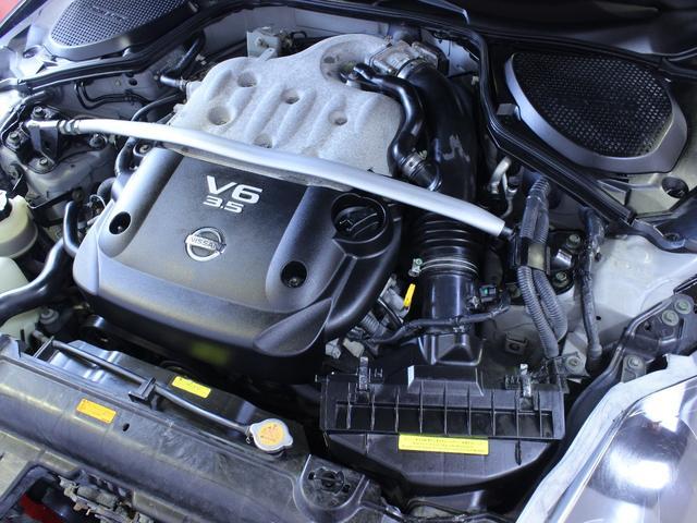 ハイパワーな馬力とトルクと耐久性を持つエンジン。しっかりと手を加え調子の良い状態を保っております。