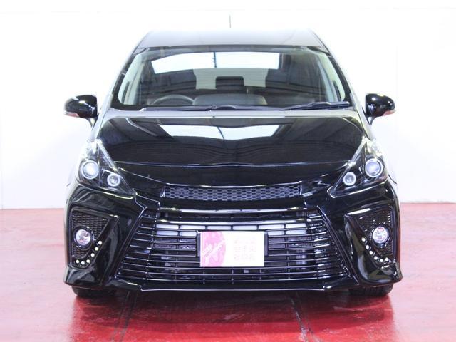 新品20AW ヘッドライト加工 車高調 黒革調シートカバー(2枚目)