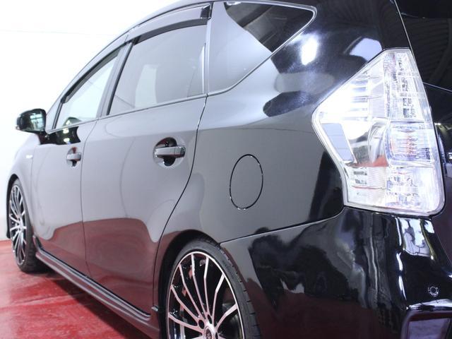 新品20AW ヘッドライト加工 車高調 黒革調シートカバー(12枚目)