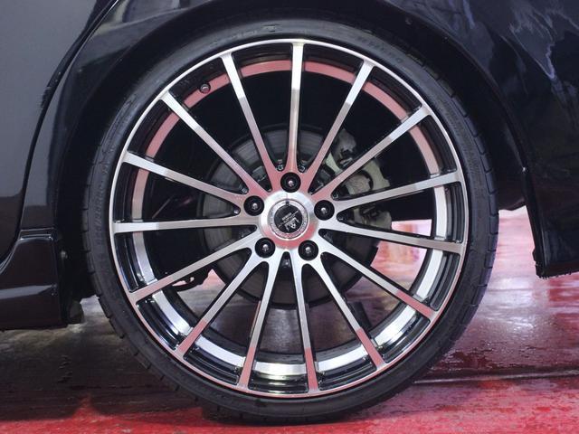 新品20AW ヘッドライト加工 車高調 黒革調シートカバー(13枚目)