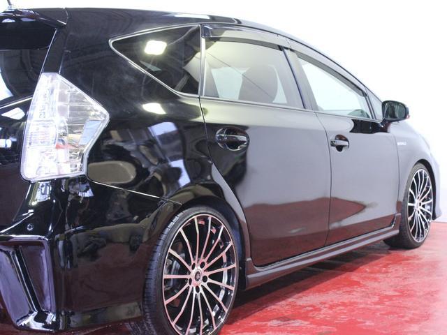 新品20AW ヘッドライト加工 車高調 黒革調シートカバー(15枚目)