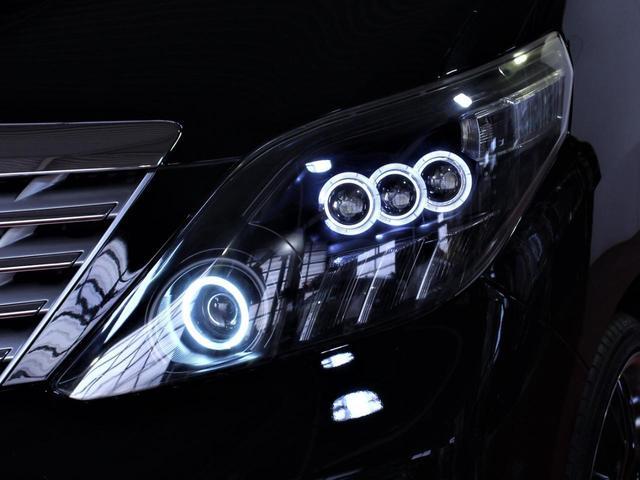 240新品フルエアロ新品20インチAW3連ヘッドライト加工(7枚目)