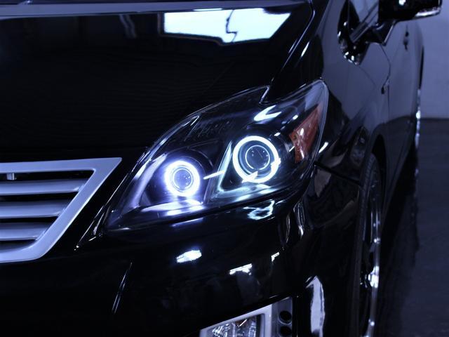 S 新品フルエアロ 新品19インチAW イカリングライト加工(7枚目)