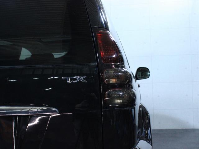 TX サンルーフ 新品エアロ 新品20インチAW ライト加工(19枚目)