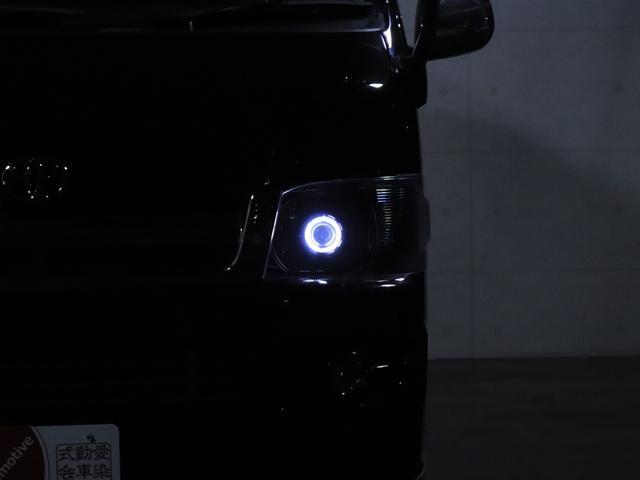 ロングスーパーGL ディーゼル 4WD ワンオーナー/新品ホイール/新品ホワイトレタータイヤ/ヘッドライト加工/社外エアロ(7枚目)