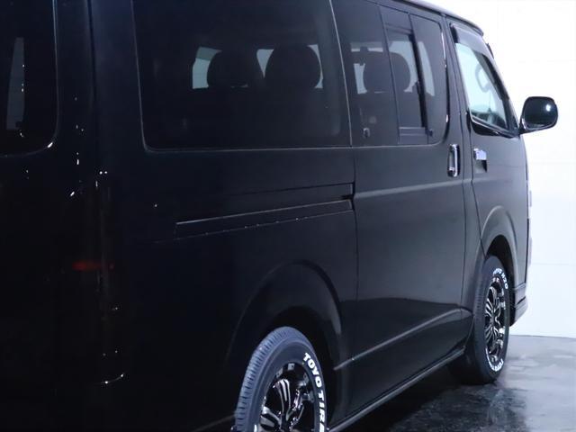 ロングスーパーGL ディーゼル 4WD ワンオーナー/新品ホイール/新品ホワイトレタータイヤ/ヘッドライト加工/社外エアロ(24枚目)