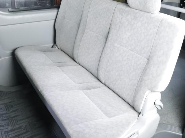 ロングスーパーGL ディーゼル 4WD ワンオーナー/新品ホイール/新品ホワイトレタータイヤ/ヘッドライト加工/社外エアロ(35枚目)