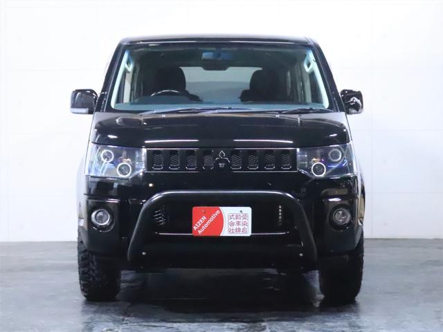 G ナビパッケージ 4WD/パワースライドドア/バンパーガード/ヘッドライト加工/新品ホイール/新品マッドタイヤ(3枚目)
