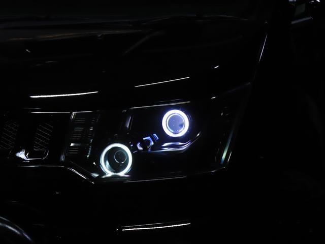 G ナビパッケージ 4WD/パワースライドドア/バンパーガード/ヘッドライト加工/新品ホイール/新品マッドタイヤ(9枚目)