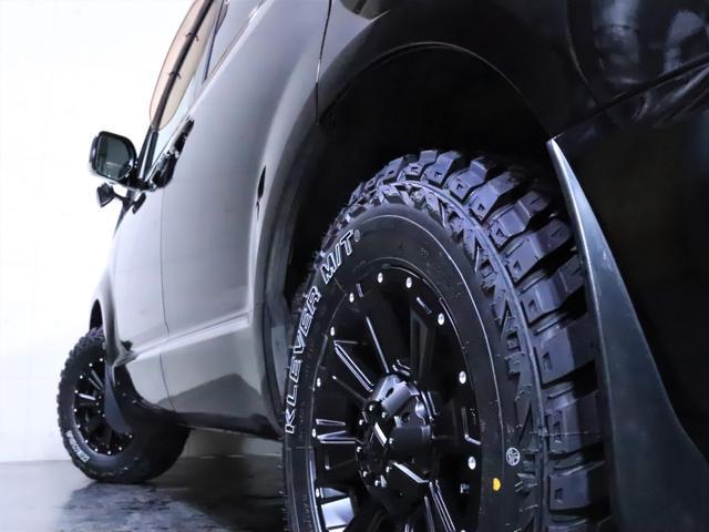 G ナビパッケージ 4WD/パワースライドドア/バンパーガード/ヘッドライト加工/新品ホイール/新品マッドタイヤ(18枚目)