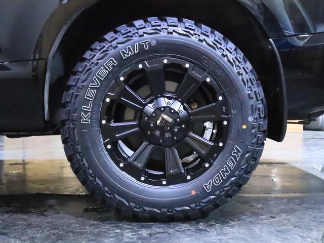 G ナビパッケージ 4WD/パワースライドドア/バンパーガード/ヘッドライト加工/新品ホイール/新品マッドタイヤ(19枚目)