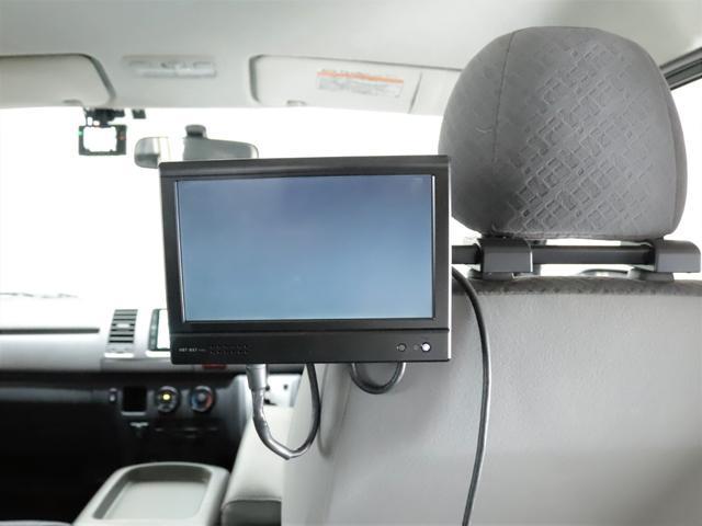 ロングスーパーGL ディーゼル/バンパーガード/オーバーフェンダー/社外ホイール/ドライブレコーダー/後席モニター(30枚目)