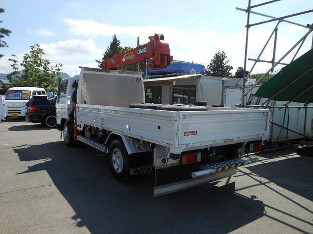 マツダ タイタントラック 4段クレーン ラジコン 2t積