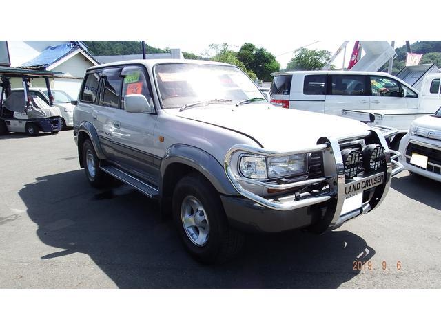「トヨタ」「ランドクルーザー80」「SUV・クロカン」「岩手県」の中古車3