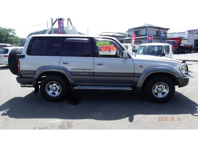 「トヨタ」「ランドクルーザー80」「SUV・クロカン」「岩手県」の中古車4