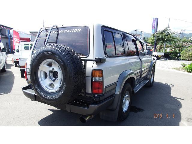 「トヨタ」「ランドクルーザー80」「SUV・クロカン」「岩手県」の中古車5