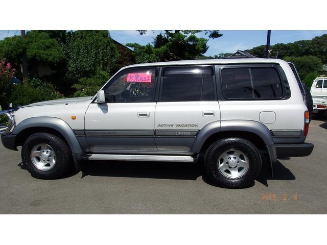 「トヨタ」「ランドクルーザー80」「SUV・クロカン」「岩手県」の中古車8