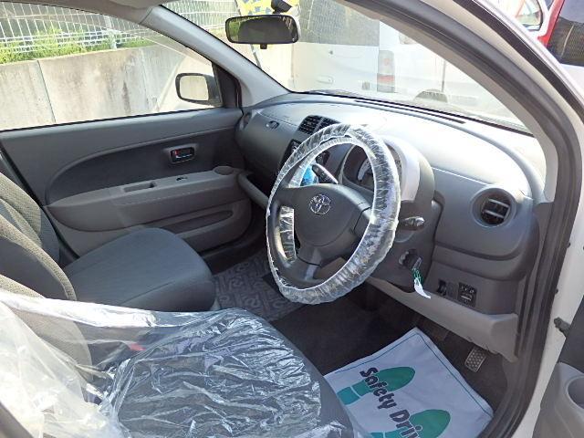トヨタ パッソ X 2WD アドバンスドエディション キーレス CD HID