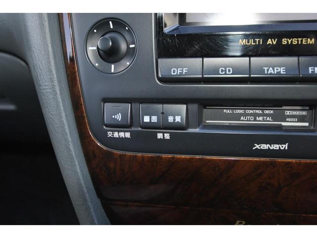 ブロアムVIP VQ30DET FOURCAM ターボ アクティブダンパー 全席電動 マルチAV キーレス クルーズコントロール 電動チルト&テレスコピックステアリング 革巻ステアリング 純正アルミ(30枚目)