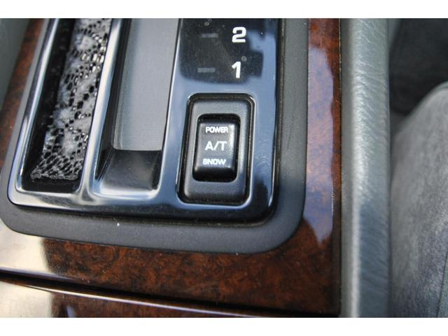 ブロアムVIP VQ30DET FOURCAM ターボ アクティブダンパー 全席電動 マルチAV キーレス クルーズコントロール 電動チルト&テレスコピックステアリング 革巻ステアリング 純正アルミ(33枚目)