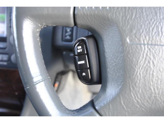 ブロアムVIP VQ30DET FOURCAM ターボ アクティブダンパー 全席電動 マルチAV キーレス クルーズコントロール 電動チルト&テレスコピックステアリング 革巻ステアリング 純正アルミ(36枚目)