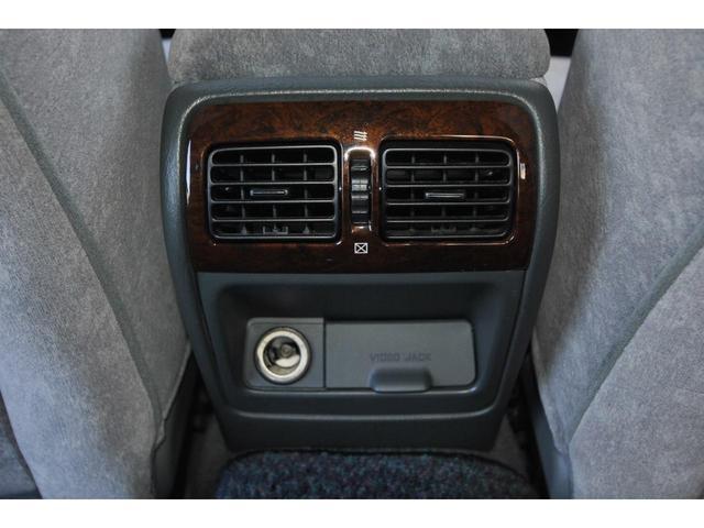 ブロアムVIP VQ30DET FOURCAM ターボ アクティブダンパー 全席電動 マルチAV キーレス クルーズコントロール 電動チルト&テレスコピックステアリング 革巻ステアリング 純正アルミ(65枚目)