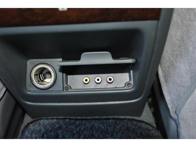 ブロアムVIP VQ30DET FOURCAM ターボ アクティブダンパー 全席電動 マルチAV キーレス クルーズコントロール 電動チルト&テレスコピックステアリング 革巻ステアリング 純正アルミ(66枚目)