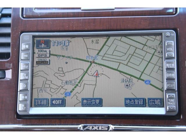 アクシス 4WD ウッド茶革シート ナビ バックカメラ ETC 本革シート(11枚目)