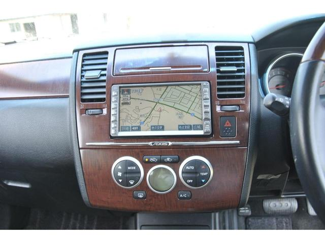 アクシス 4WD ウッド茶革シート ナビ バックカメラ ETC 本革シート(19枚目)