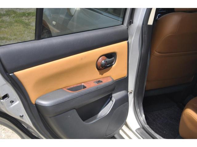 アクシス 4WD ウッド茶革シート ナビ バックカメラ ETC 本革シート(42枚目)