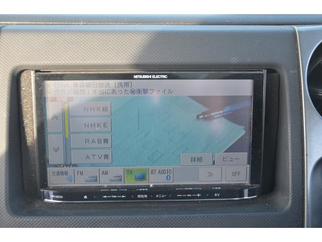 Z Xバージョン 4WD 地デジSDナビ DVD再生 キーレス HIDヘッドライト 純正アルミ(24枚目)