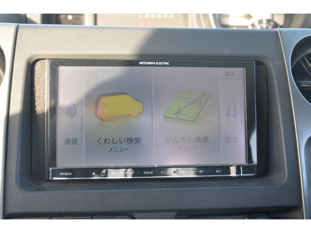 Z Xバージョン 4WD 地デジSDナビ DVD再生 キーレス HIDヘッドライト 純正アルミ(25枚目)