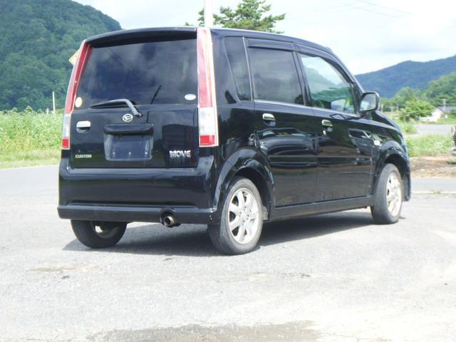 ダイハツ ムーヴ カスタム X 4WD-AT