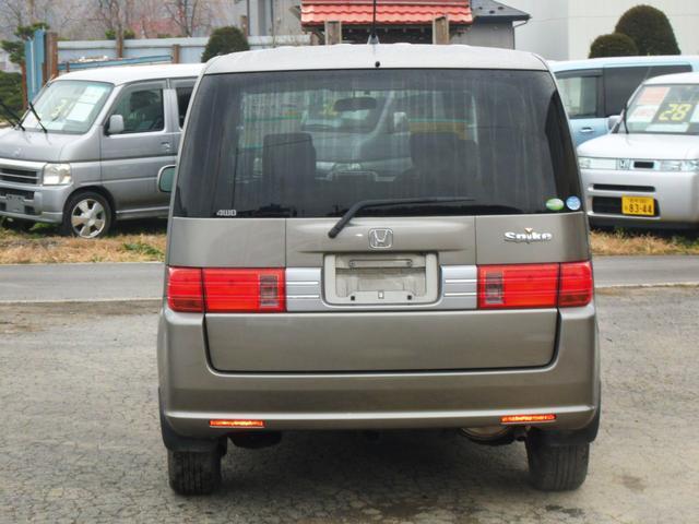 ホンダ モビリオスパイク AU 4WD AT ナビ ETC 4ナンバー