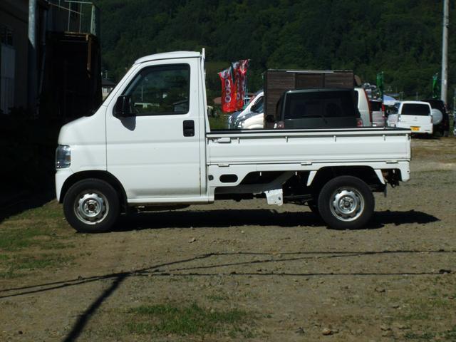 ホンダ アクティトラック SDX 4WD-5スピード