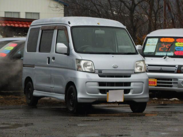 「ダイハツ」「ハイゼットカーゴ」「軽自動車」「岩手県」の中古車2