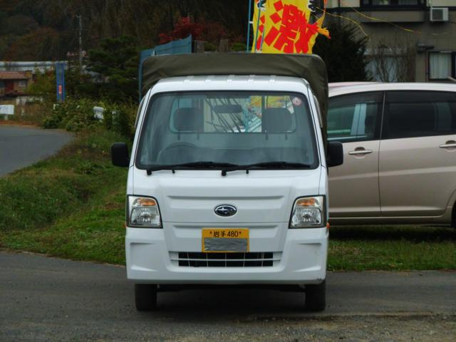 TBクリーン 幌 4WD F5(2枚目)