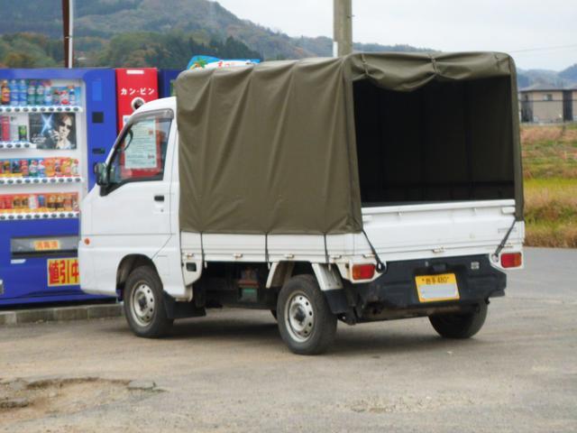 TBクリーン 幌 4WD F5(8枚目)