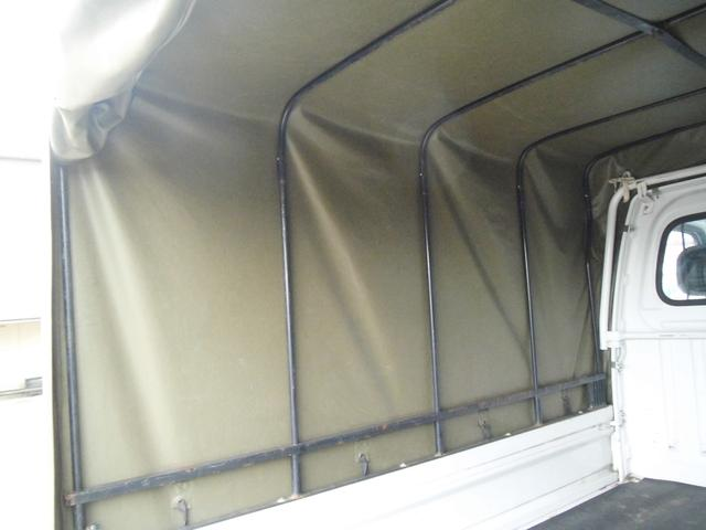 TBクリーン 幌 4WD F5(12枚目)