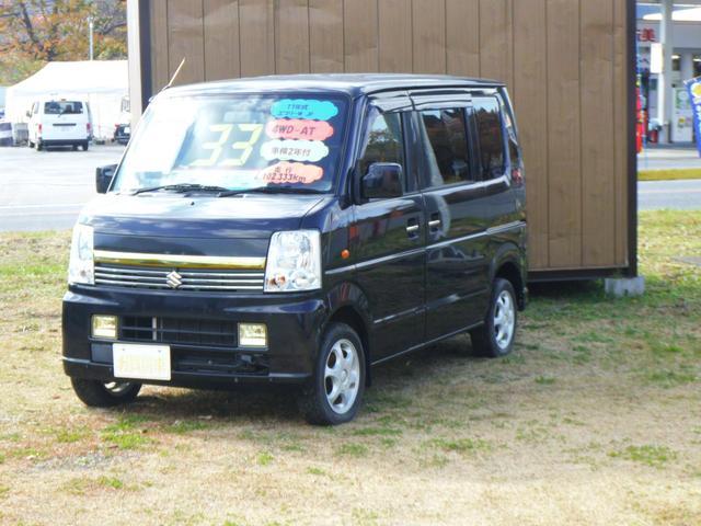 JP 4WD AT キーレス シートヒーター フォグランプ付(3枚目)