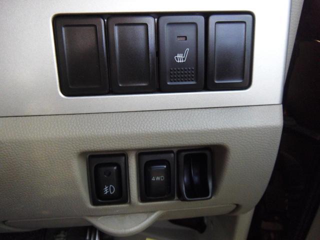 JP 4WD AT キーレス シートヒーター フォグランプ付(17枚目)