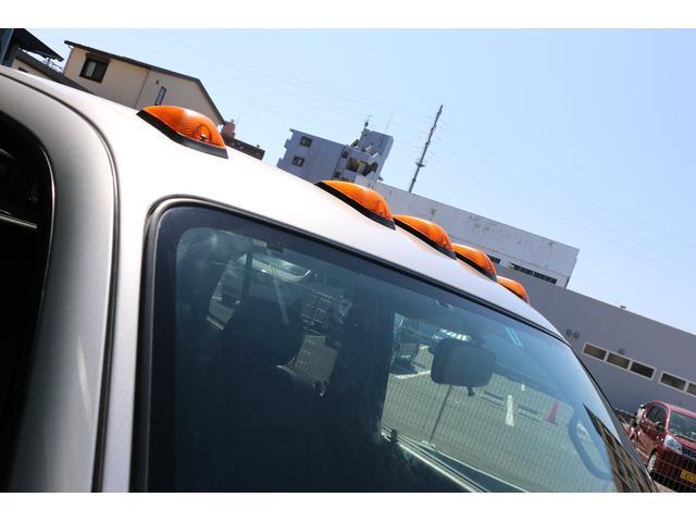 トヨタ ハイラックスサーフ 後期型SSRーX 4WD 3インチUP 新品楽ナビ