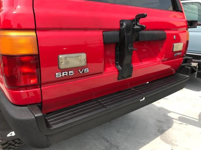 米国トヨタ 4ランナー SR5北米左ハンドル正規ディーラー車サンルーフ4WD