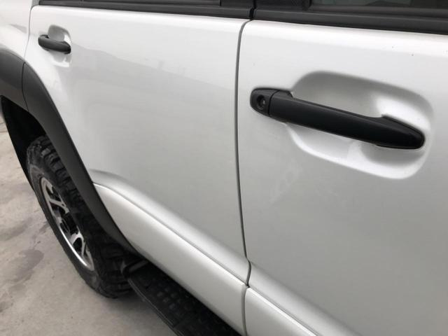SSR-G4WDコンプリート新品17インチタイヤセット(19枚目)