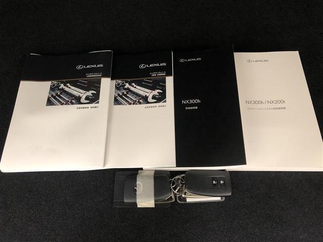NX300h Iパッケージ 4WD フルセグ メモリーナビ DVD再生 ミュージックプレイヤー接続可 バックカメラ ETC ドラレコ LEDヘッドランプ ワンオーナー 記録簿 アイドリングストップ(19枚目)