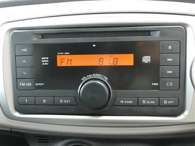 トヨタ ヴィッツ F CD キーレス エアバック エアコン