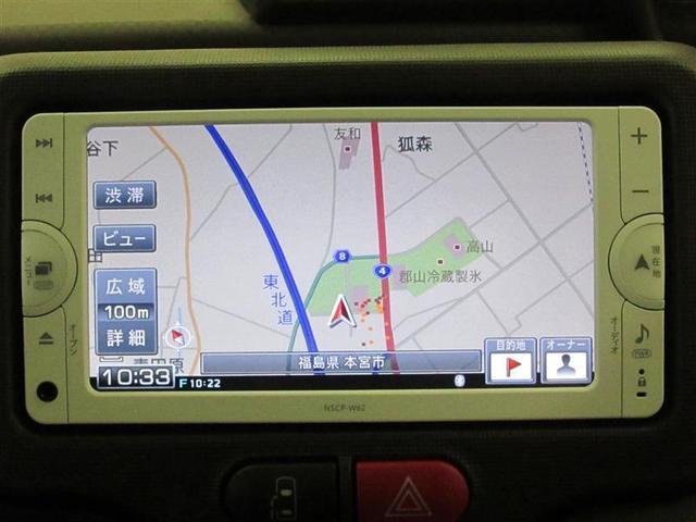 トヨタ スペイド Y 片側パワースライドドア メモリーナビ ワンセグ ETC
