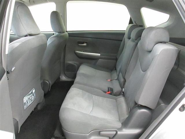 トヨタ プリウスアルファ G バックモニター メモリーナビ ワンセグ ETC