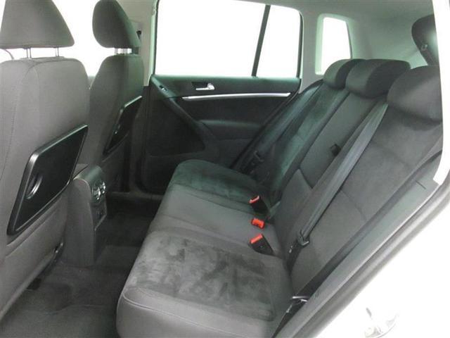 フォルクスワーゲン VW ティグアン 1.4TSIブルーモーションテクノロジー バックモニター